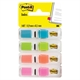 Post-It marcadores colores (3M 683-4AB)
