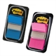 Pack Post-it marcador rosa y azul