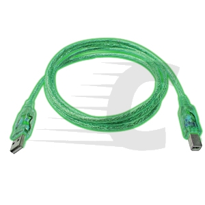 Q-Nomic Cable USB 2.0 A/M-B/M 1.5m