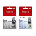Canon Pack Ahorro PG512 + CL513 | CANB-PG512-CL513