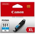 Canon PIXMA CLI-551C cian XL