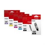 Cartucho tinta Canon PGI580 y CLI581