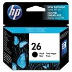 Cartucho tinta HP 26
