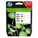 HP 903XL Pack 4 colores (BK/C/M/Y) | HPB3HZ51AE