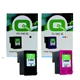 Q-Nomic Pack PG-540 XL (Negro) + CL-541 XL (Color) | QNB-PG540CL541