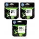 HP 301 XL Pack Ahorro (2 Negro + 1 Color) | HPB-2CH563-1CH564