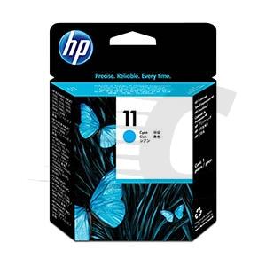 Hp 11 Cabezal De Impresión Hp C4811a Cian