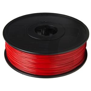 Filamento 3D ABS 1,75 mm rojo