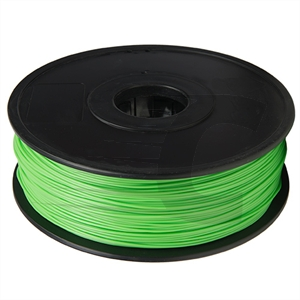 Filamento 3D ABS 1,75 mm verde nuclear