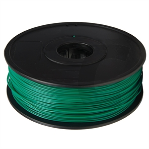 Filamento 3D ABS 1,75 mm verde