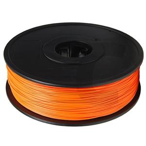 Filamento 3D barato ABS 1,75 mm naranja