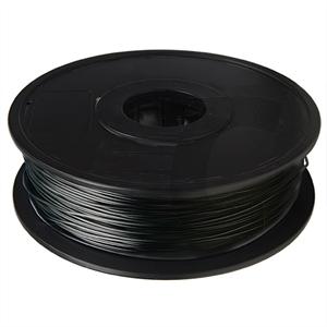 Filamento 3D barato ABS negro 1,75mm