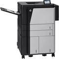 impresora HP laserjet Enterprise M806x